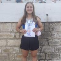 Χάλκινο μετάλλιο η Ζωή Γέραλη στην συνάντηση Ελλάδας-Κύπρου